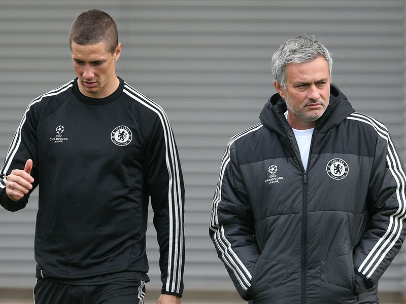 Mourinho rules out Chelsea exit for Torres