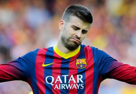 Pique: I'm not in world's top three