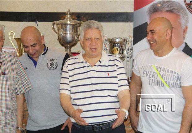مرتضى منصور حسام حسن امبراطور الكرة في الزمالك - Goalcom
