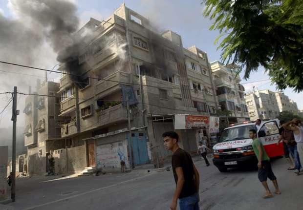 Der Nahost-Konflikt wirft seine Schatten