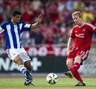 Europa League: Aberdeen 2-3 R. Sociedad