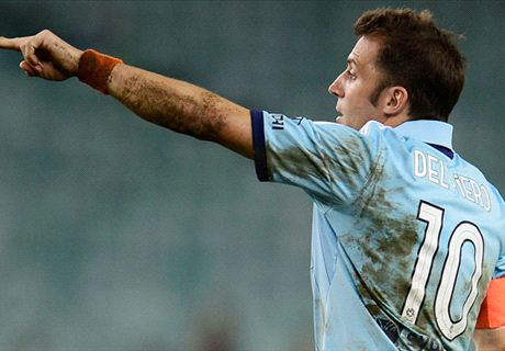 Del Piero: I am not retiring yet