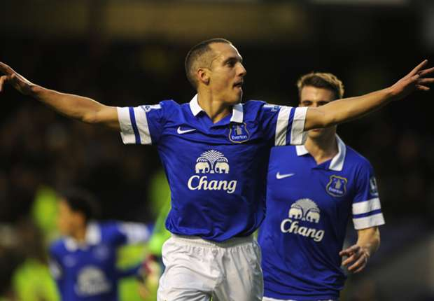 Osman sets sights on silverware with Everton