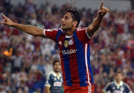 Match Report: Guadalajara 0-1 Bayern