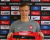 WSW sign Ryan Griffiths