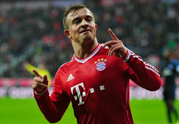 Bayern Munich have turned down 'several' enquiries for Shaqiri, says Rummenigge