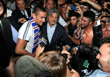 Roma, goal & tango: Denis o Bergessio