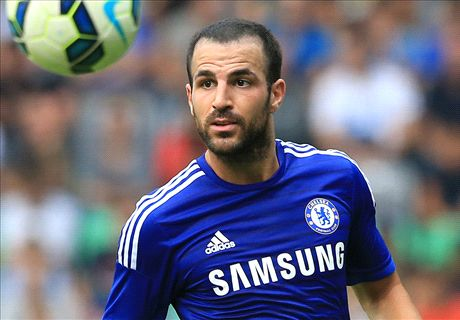 'Fabregas can win Chelsea the title'