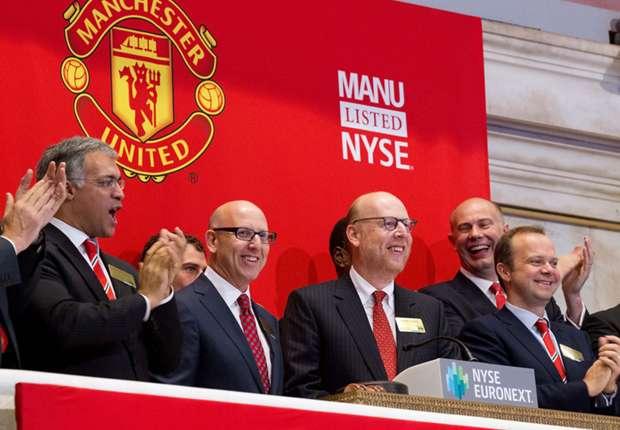 Keluarga Glazer Tidak Akan Jual Manchester United