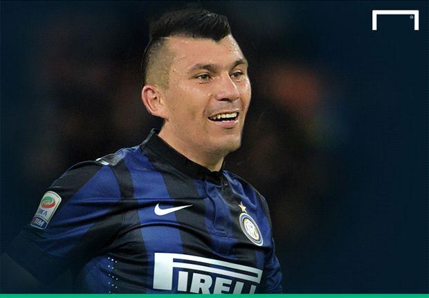 Gary Medel tendrá los colores de Inter hasta junio de 2018.