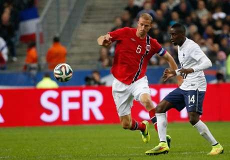 Hangeland ends Norway career