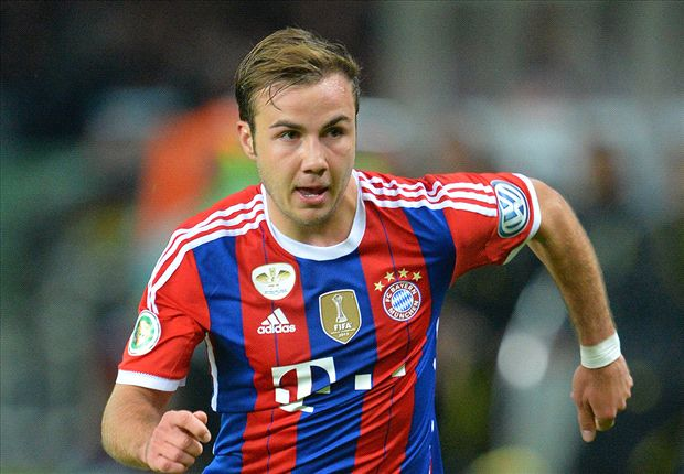 Bayern still not fit, says Gotze