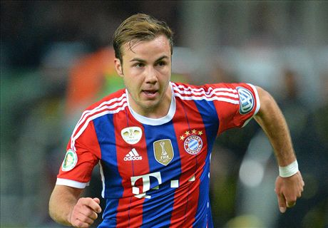 'Gotze must step up for Bayern'