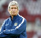Pellegrini worried by 'high-risk' pitch