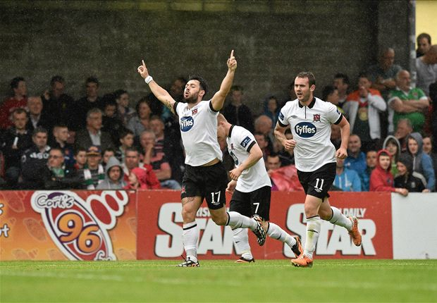Cork City 1-2 Dundalk: Lilywhites take a step closer to the title