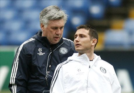 Ancelotti: Lampard super for City
