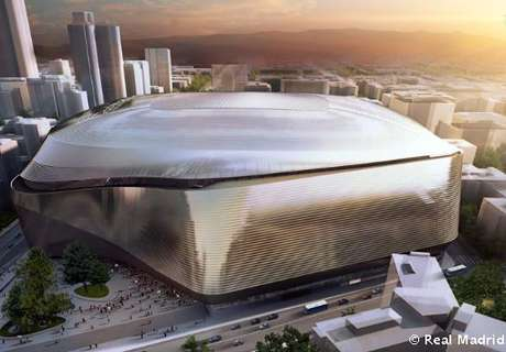 Real Madrid set to rename stadium