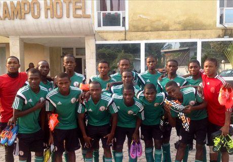 Report: Eaglets 8-1 Giodano Academy