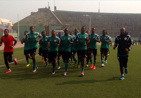 Flying Eagles set for two warm-up games
