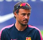 LUIS ENRIQUE: Equals Guardiola record