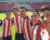 Pulido 'madruga' a Chivas