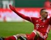 Ribery mist mogelijk Champions League-treffen met Arsenal