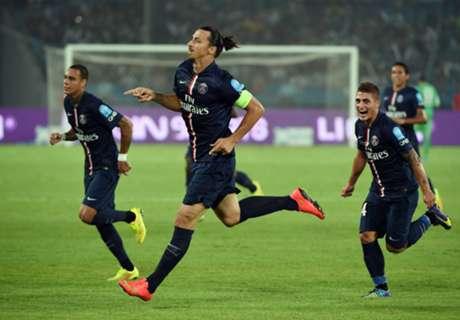 Player Ratings: PSG 2-0 Guingamp