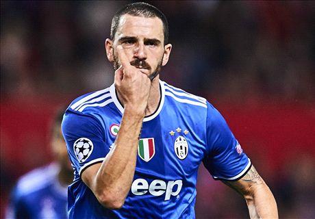 RUMOURS: Chelsea could land Bonucci