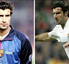 GALERIA | Los que jugaron en el Barcelona y Real Madrid