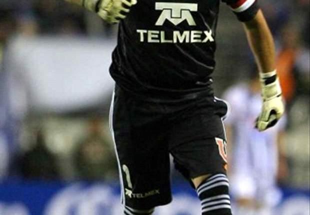 "Chile: Pinto, ""No tengo nada de presión"""