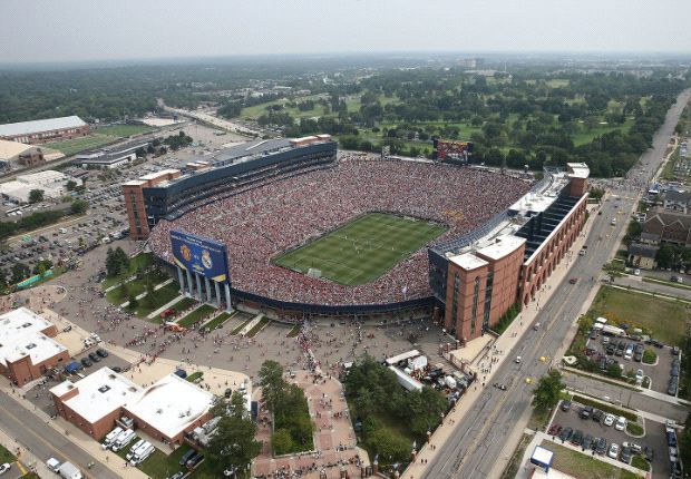 Manchester United - Real Madrid smashes attendance record in USA