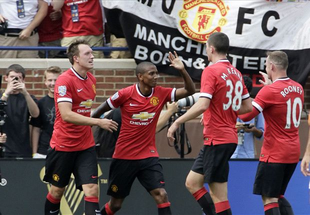 Manchester United 3-1 Real Madrid: Young strikes twice to book International Champions Cup final place