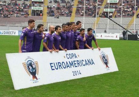 Fiorentina derrotó a Universitario (P)