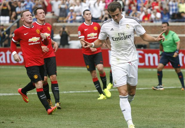 Ronaldo returns for Manchester United reunion but Bale shines brightest for laboured Real Madrid