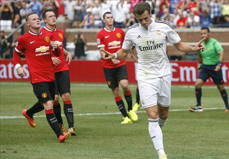United, Madrid, Milan play friendlies