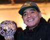 Maradona going to Harvard University