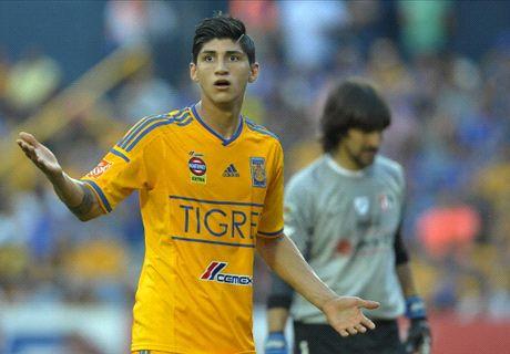 Pulido reconciliation with Tigres falls flat