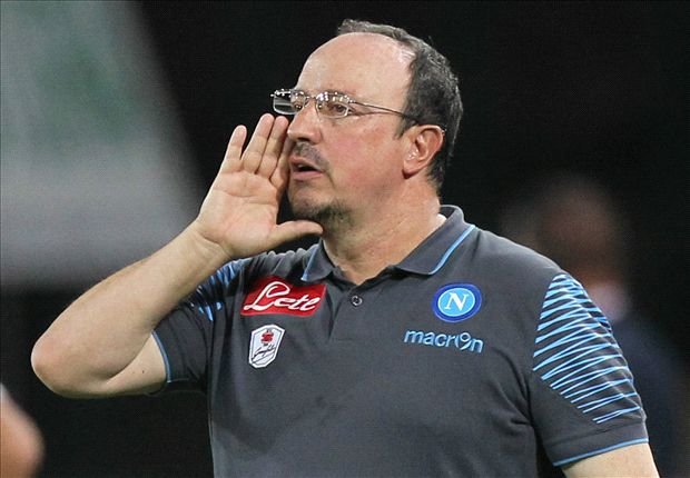 Juventus and Roma have an advantage over Napoli - Benitez