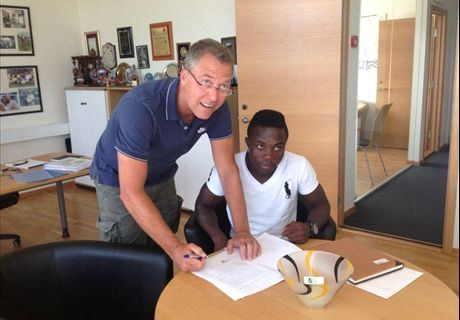 Okrah seals loan deal with Hacken