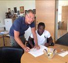 Okrah seals loan deal with Hacken