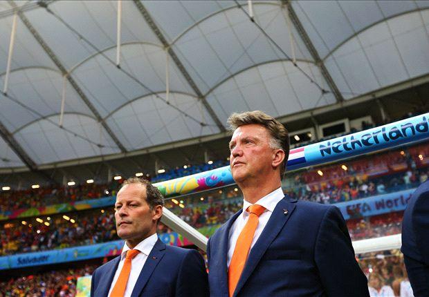 Blind verkoos Oranje boven Van Gaal