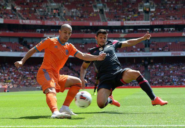 Benfica 1-3 Valencia: Los chés remontan y cierran la Emirates Cup venciendo