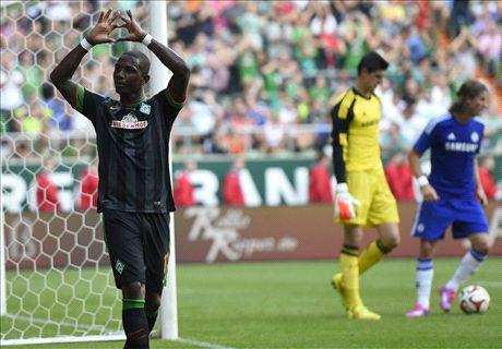 Report: Bremen 3-0 Chelsea
