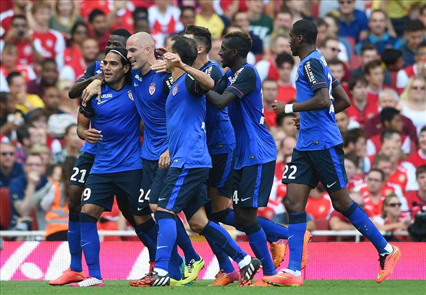 Arsenal 0-1 Monaco: Gunners denied penalty as Valencia win Emirates Cup
