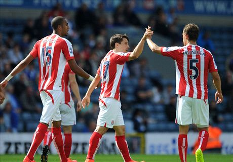 Report: Blackburn 1-1 Stoke