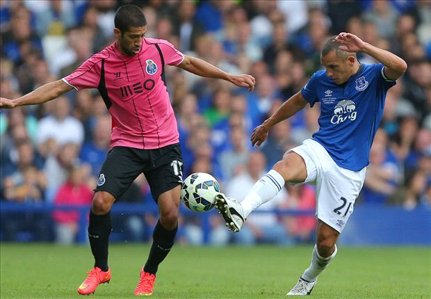 Everton 1-1 Porto: Toffees draw with Portuguese giants in Besic debut