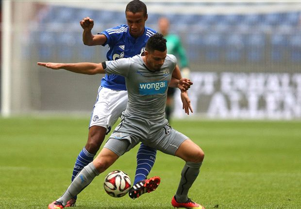 Schalke 1-3 Newcastle: Cabella scores but teenager Aarons thrills Toon
