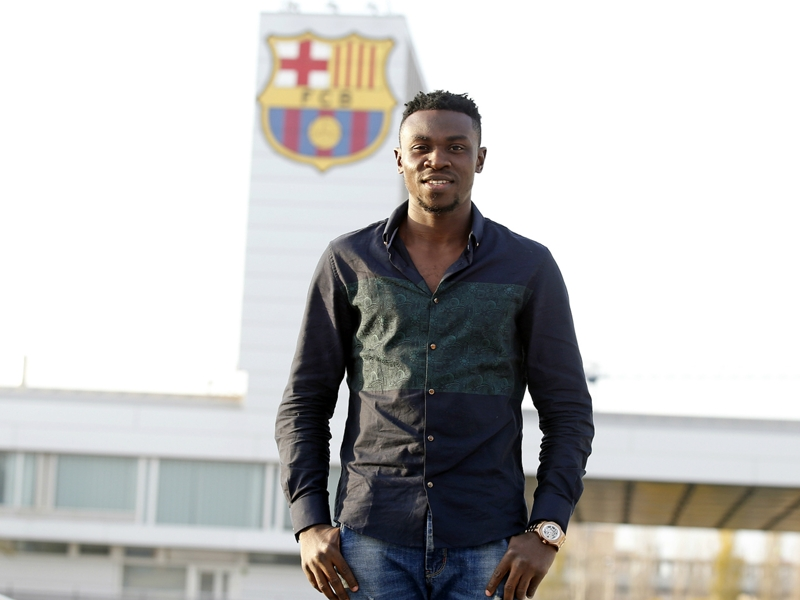 Ezekiel Bassey: The Nigerian speedster set to take Barcelona by storm