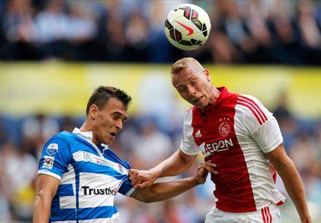 PANDUAN Eredivisie Belanda 2014/15