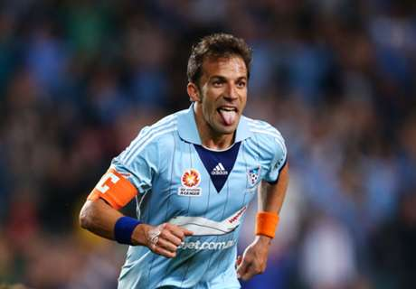 Del Piero receives an offer from India